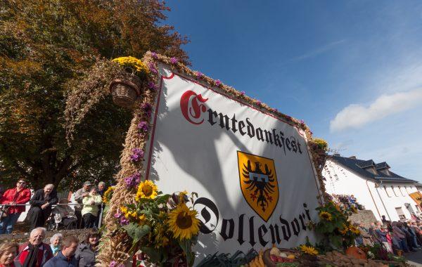 Erntedankfest Dollendorf 2017